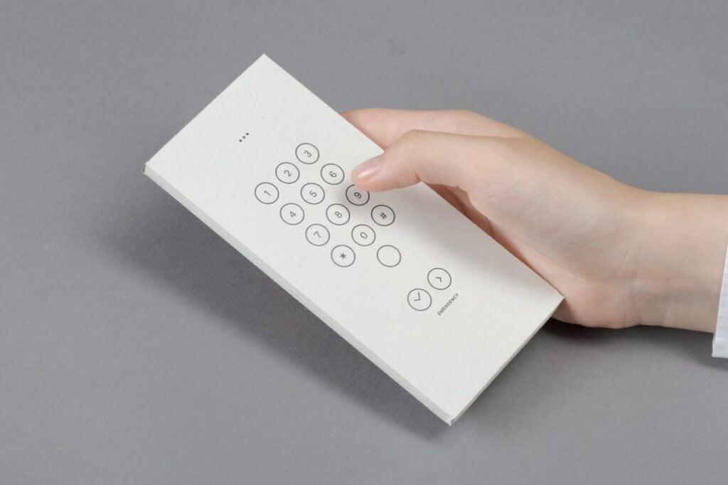 Телефону конверті