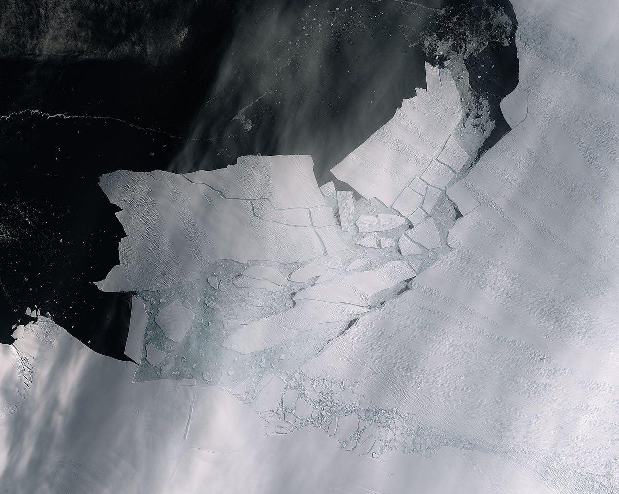 Відколовся Льодовик