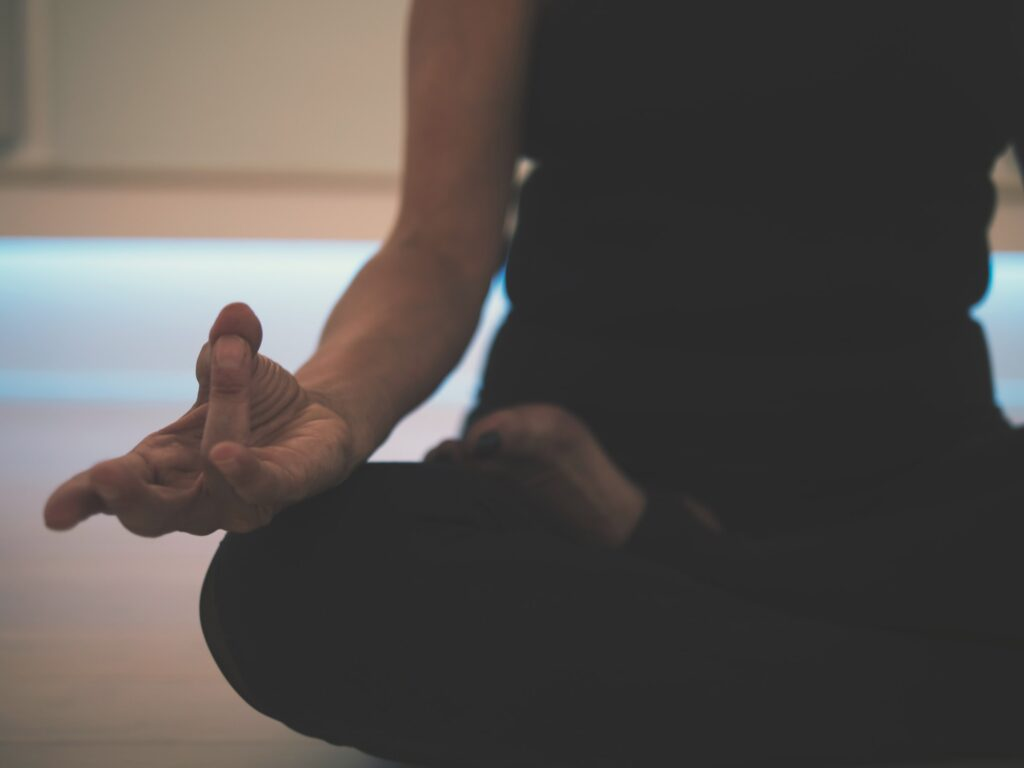 медитуй не стресуй