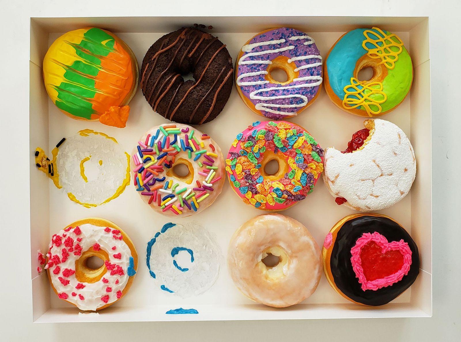 Гіганські солодощі