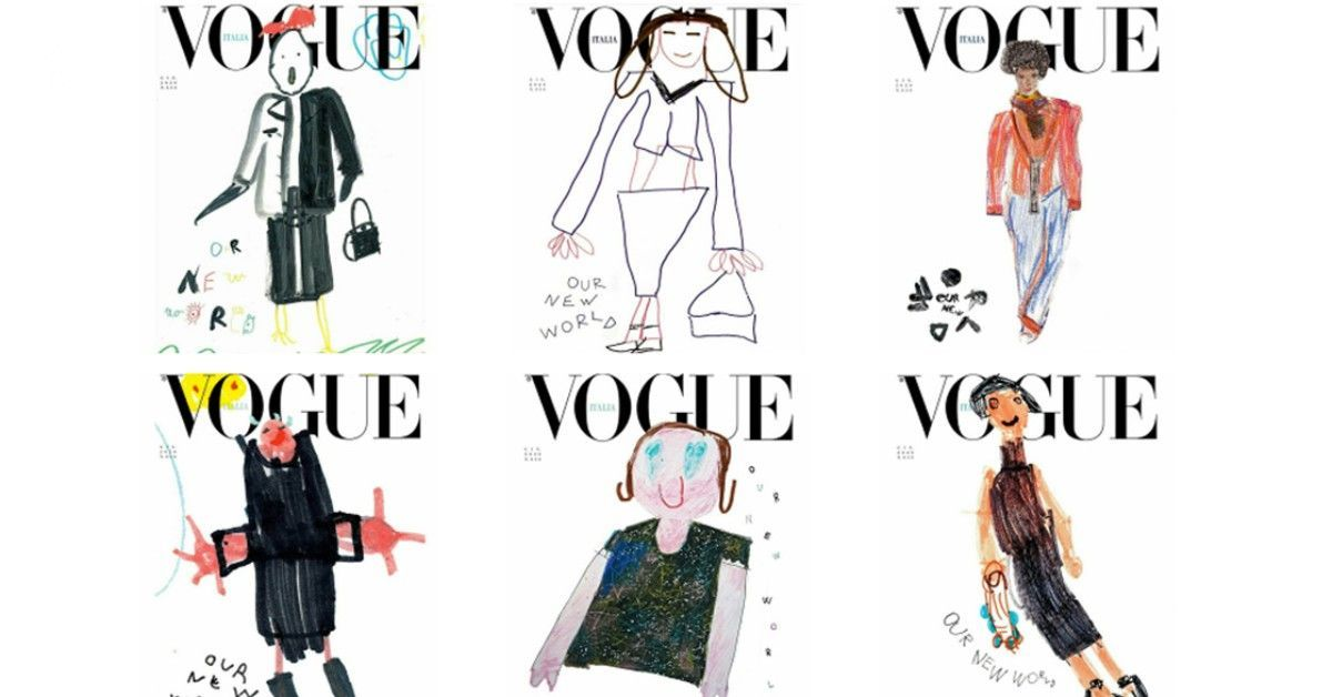 Дитячий Vogue