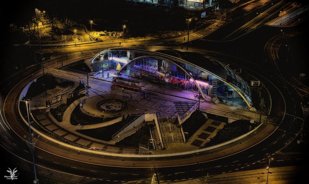 Перебудова центру міста
