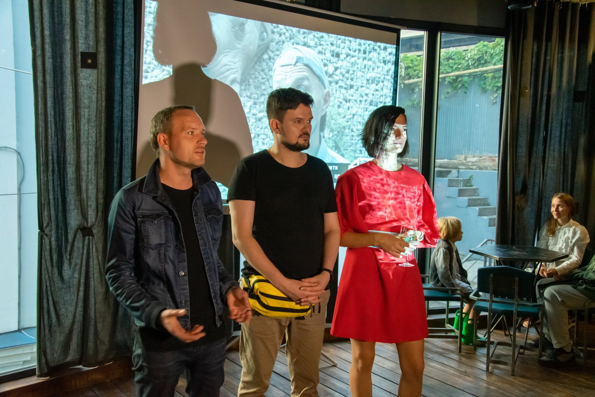 Andrii Sichkovsky, Fedir Boitsov Iana Boitsova Very Digital Residencies