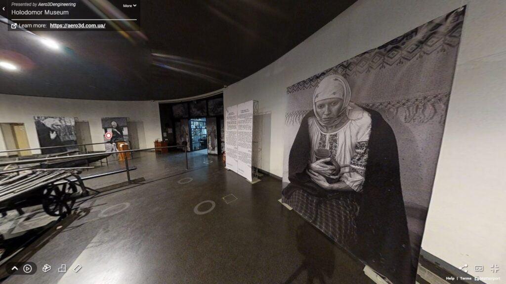 3D-музей Голодомору-геноциду AERO 3D