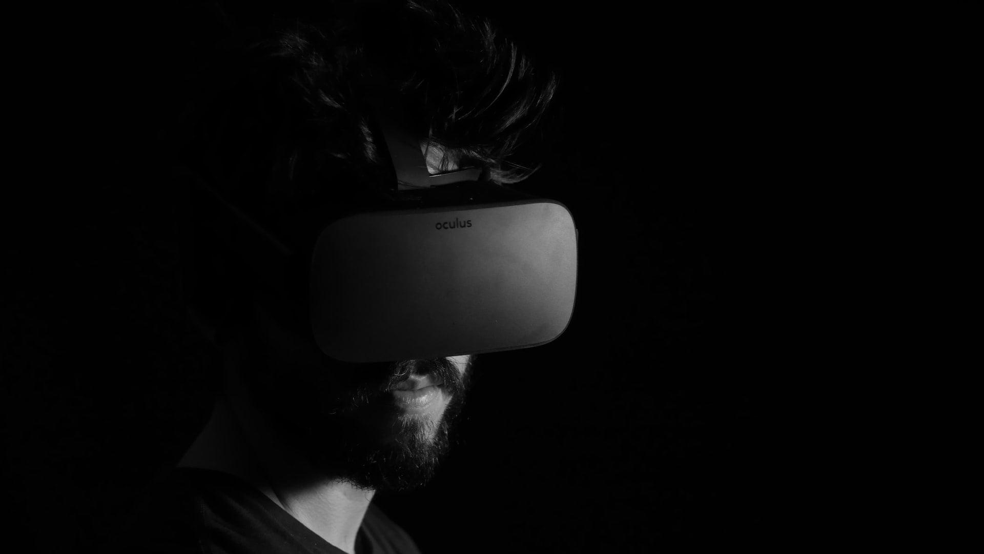VR віртуальна реальність Lux Interaction Unsplash